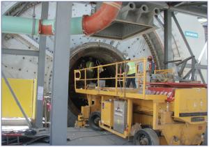 Kaltech, mill relining, mining support company